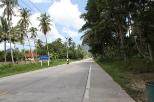 Road to Tong Sala
