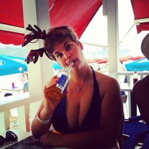 drunk antlers