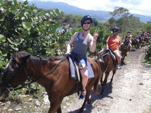 Jamaica horse and ride through Chukka (13)