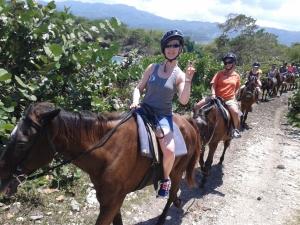 Jamaica horse and ride through Chukka (13)