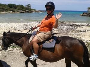 Jamaica horse and ride through Chukka (8)