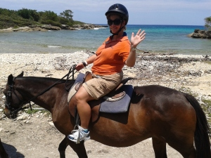 Jamaica horse and ride through Chukka (8)