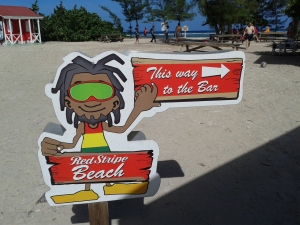 Got to love Jamaica