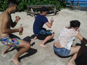 red stripe beach jamaica (8)