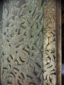 Beautiful carvings