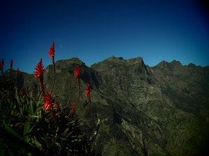 Eira Do Serrado  reminded me of the Drakensburg Mountains of South Africa