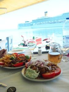 mmm Greek Food!