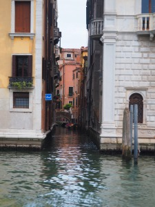 Note Blue Sign - Gondolas only