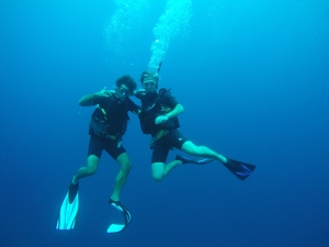 Dive buds!