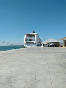 MSC Opera  - home sweet home for the next 7mths