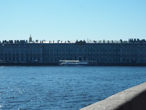 The Winter Palace aka the Hermitage